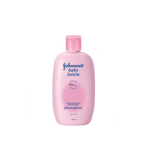 Johnsons baby lotion4