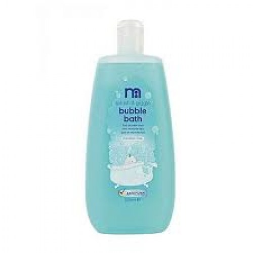 Mother care buble bath shampoo